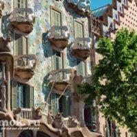 Удивительный Дом Бальо в Барселоне
