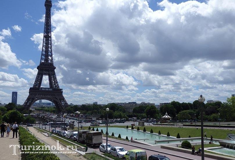 Интересные факты об Эйфелевой башни