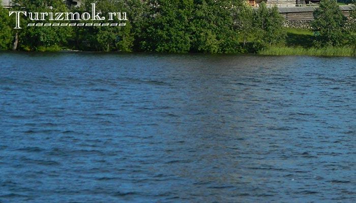 Кижи озеро фото