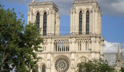 Нотр-Дам де Пари — символ Парижа, фото до пожара