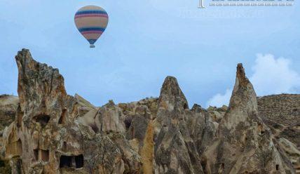 Каппадокия — фантастический уголок Турции