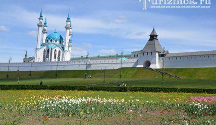 Казанский Кремль — уникальная историческая достопримечательность
