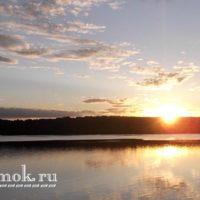 Озеро Балхаш в Казахстане