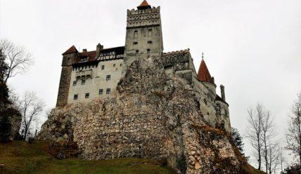 Бран — замок Дракулы в Трансильвании