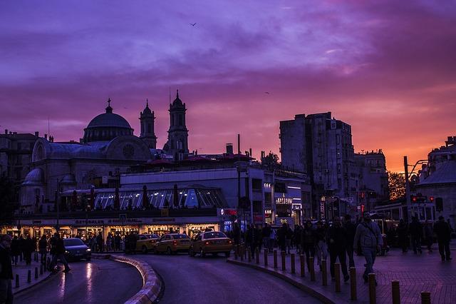 Как добраться из Стамбула в Бургас