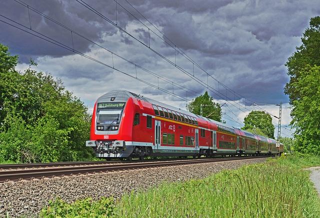Как поехать в Европу на поезде