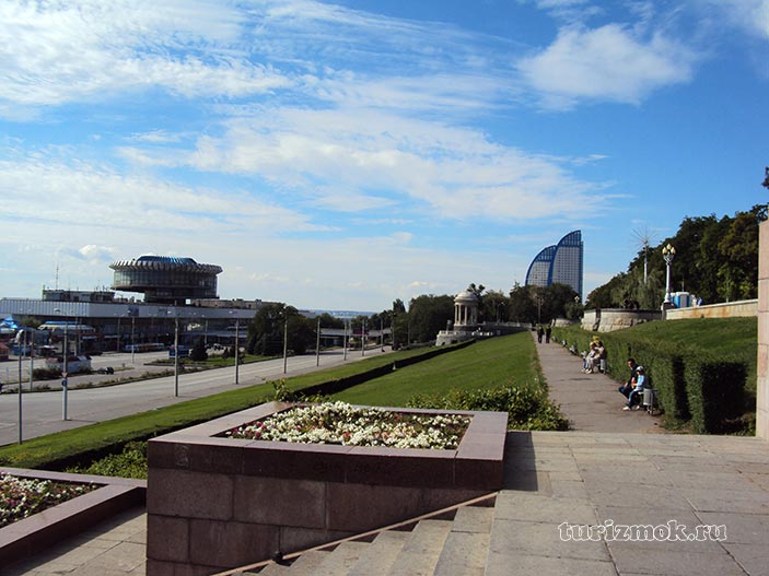 Речной вокзал фото