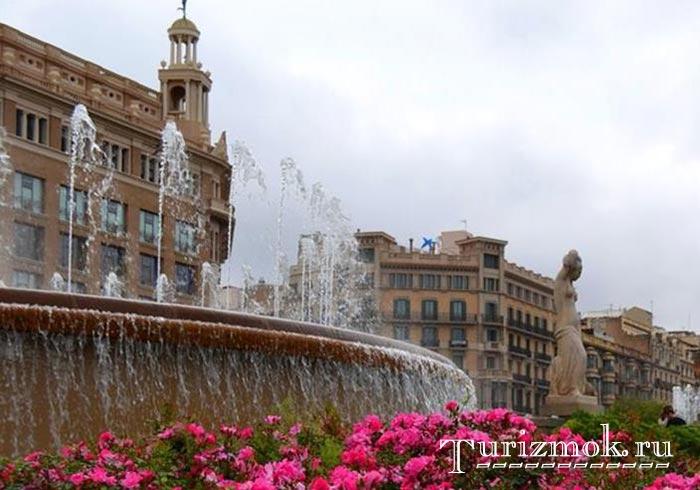 Барселона интересные места что посмотреть