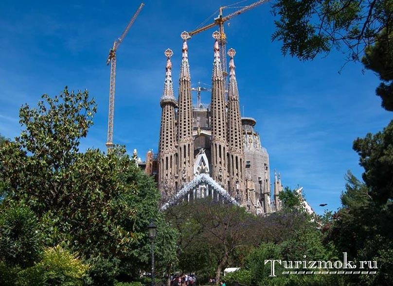 Барселона интересные места