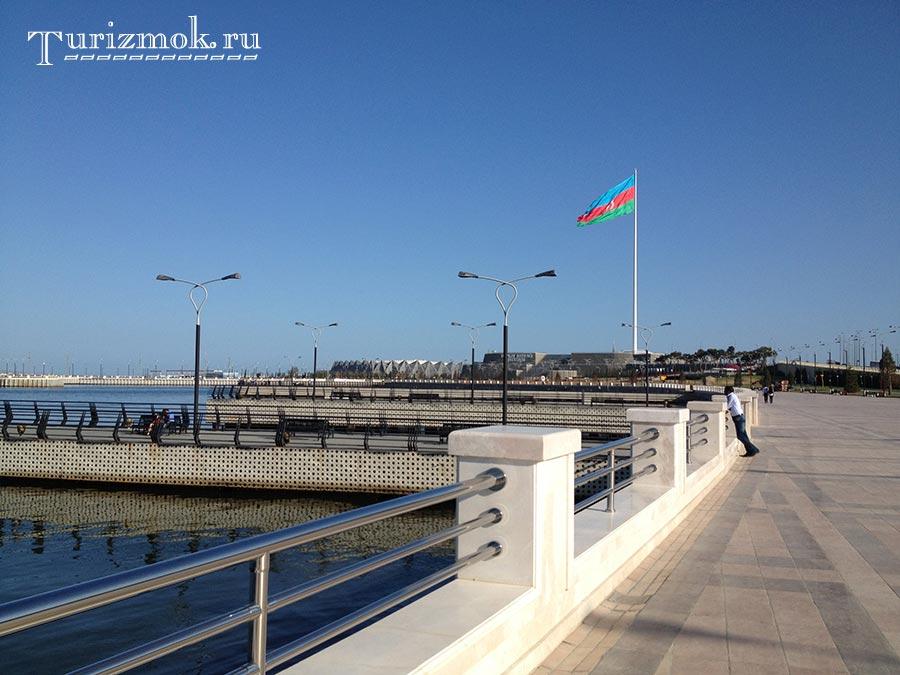 Отдых у моря в Баку