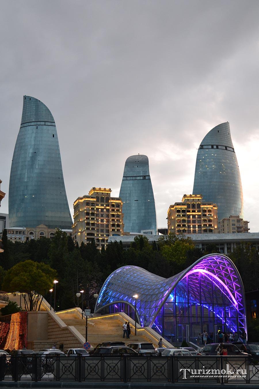 Преимущества отдыха Баку