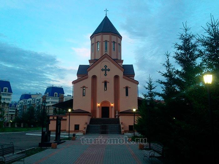 Армянская апостольская церковь Святого Саркиса