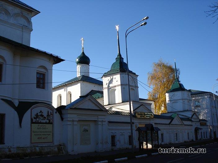 Церковь Афанасия и Кирилла фото