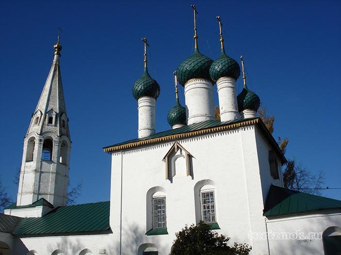 Церковь Николы Рубленного фото