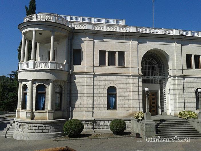 Дворец Суук-Су фото