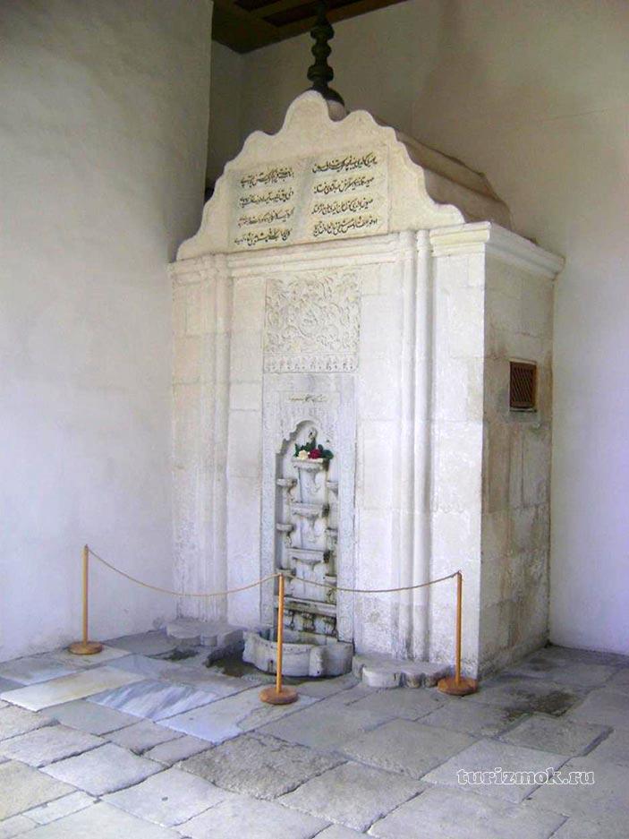 Бахчисарайский фонтан фот