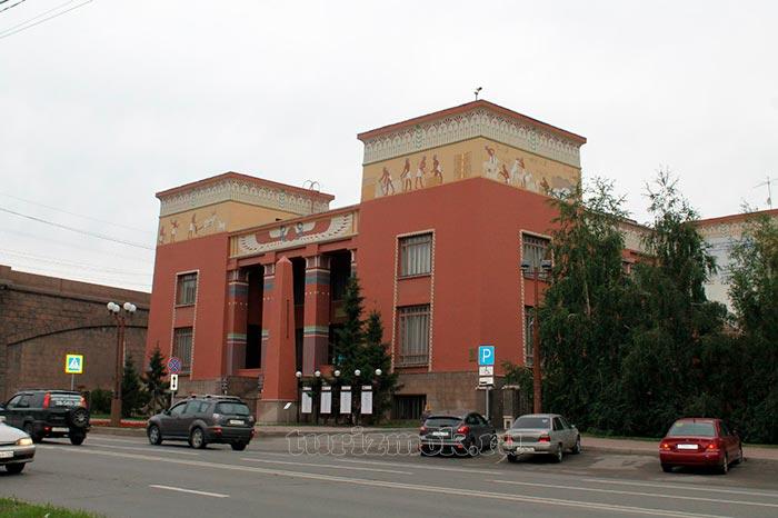 Красноярский краевой краеведческий музей фото