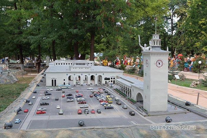 «Крым в миниатюре на ладони» фото