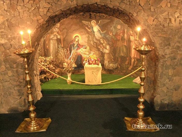 рам-часовня Рождества Христова