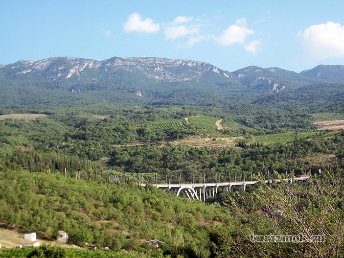 Мост над Авундой