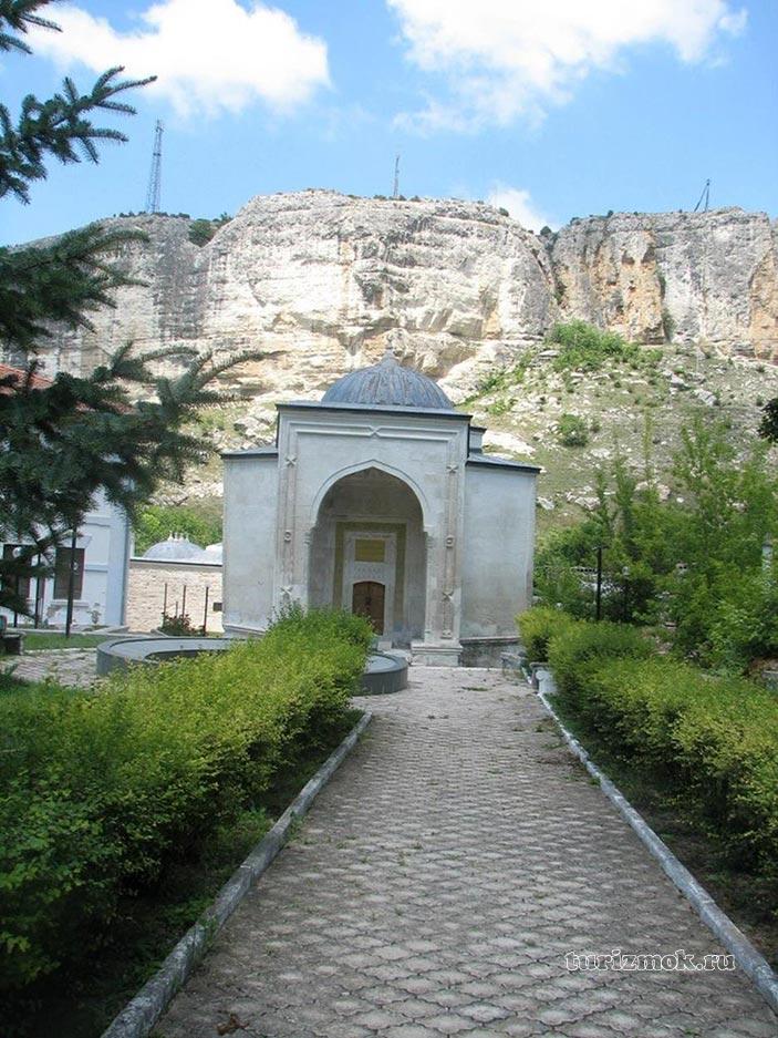 Музейный комплекс Девлет-Сарай