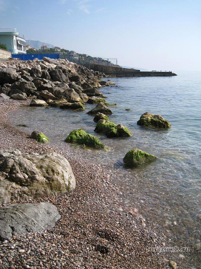 Пляж «Тихая бухта» фото