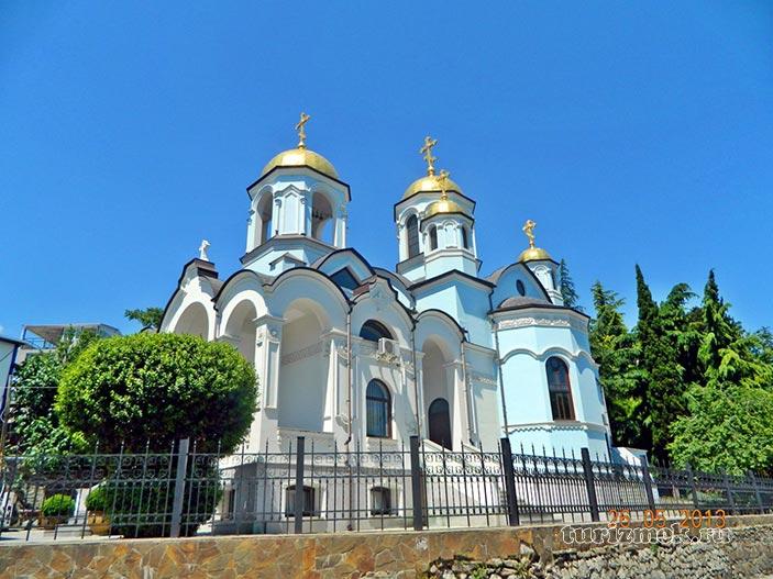 Свято-Успенский собор фото