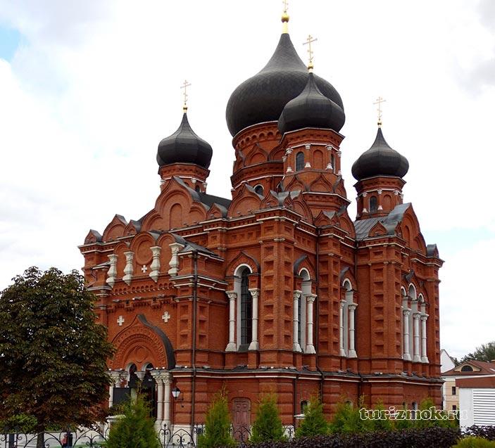 Успенский кафедральный собор фото