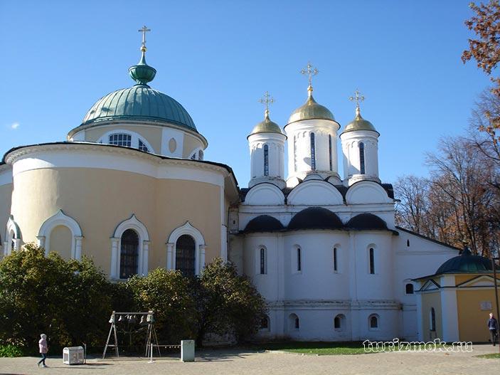 Спасо-Преображенский монастырь Ярославский Кремль
