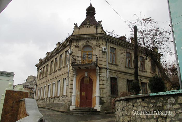 Дом купца Дмитрия Пачаджи фото