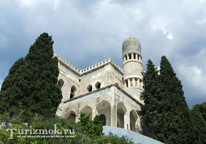 Симеиз Крым достопримечательности интересные места