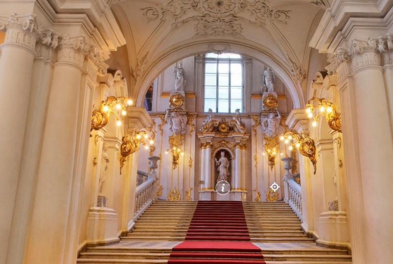 Эрмитаж в Санкт-Петербург