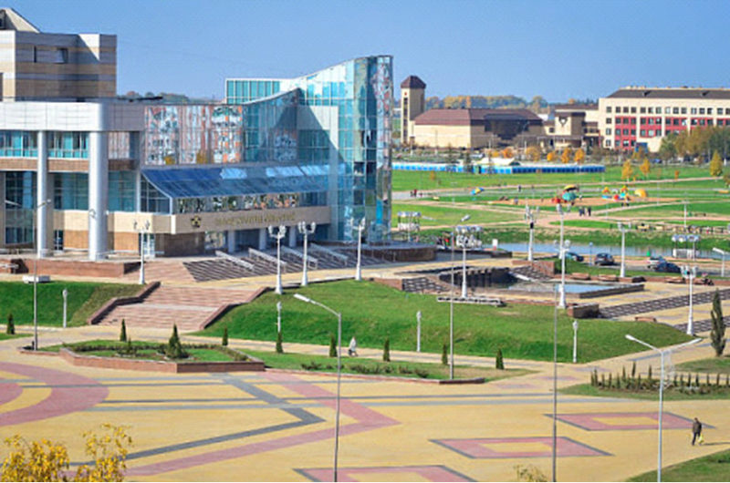 Обзор городов Беларуси